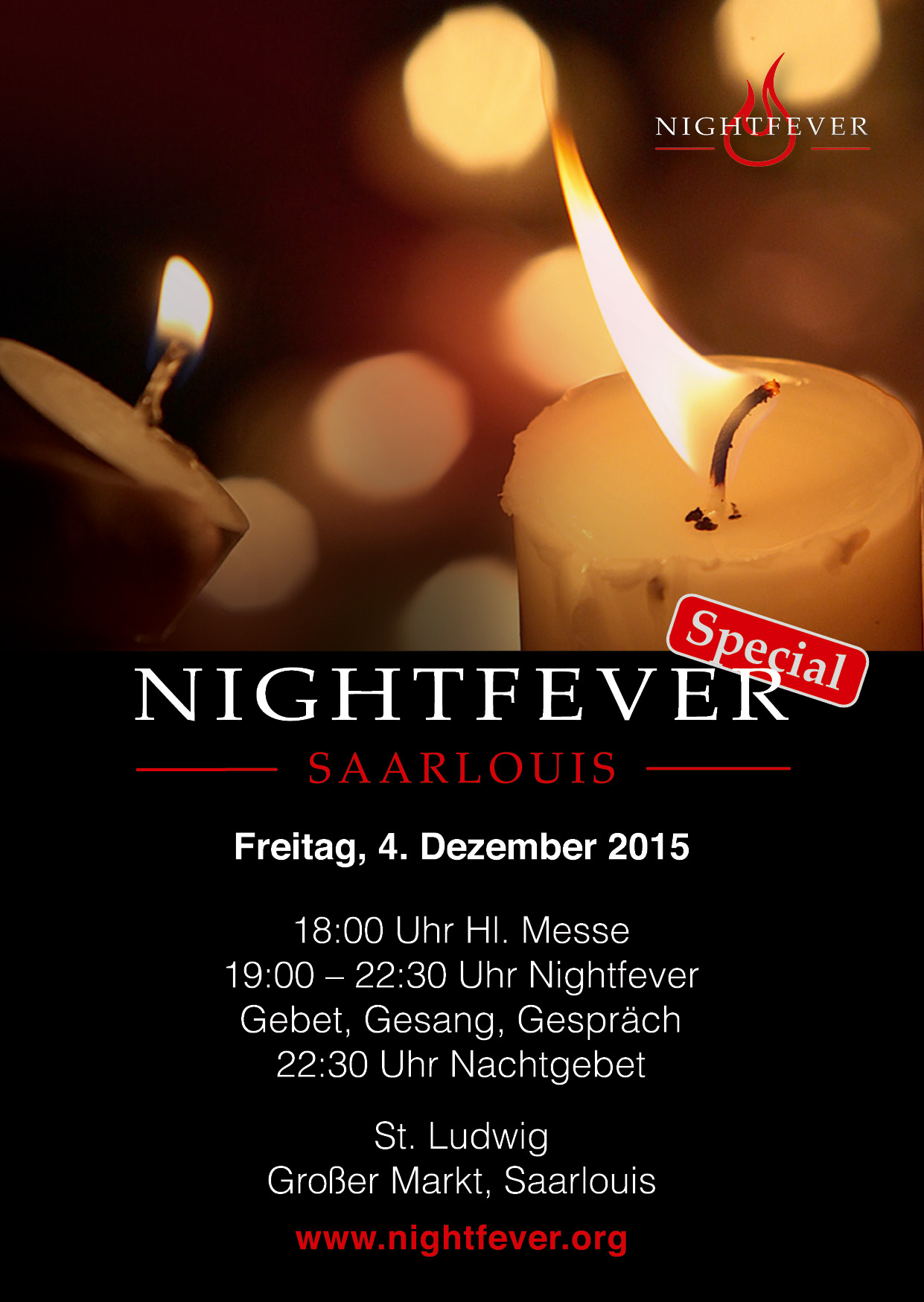 Flyer Nightfever