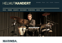 Website Helmut Kandert
